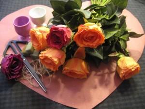 Procuratevi delle rose
